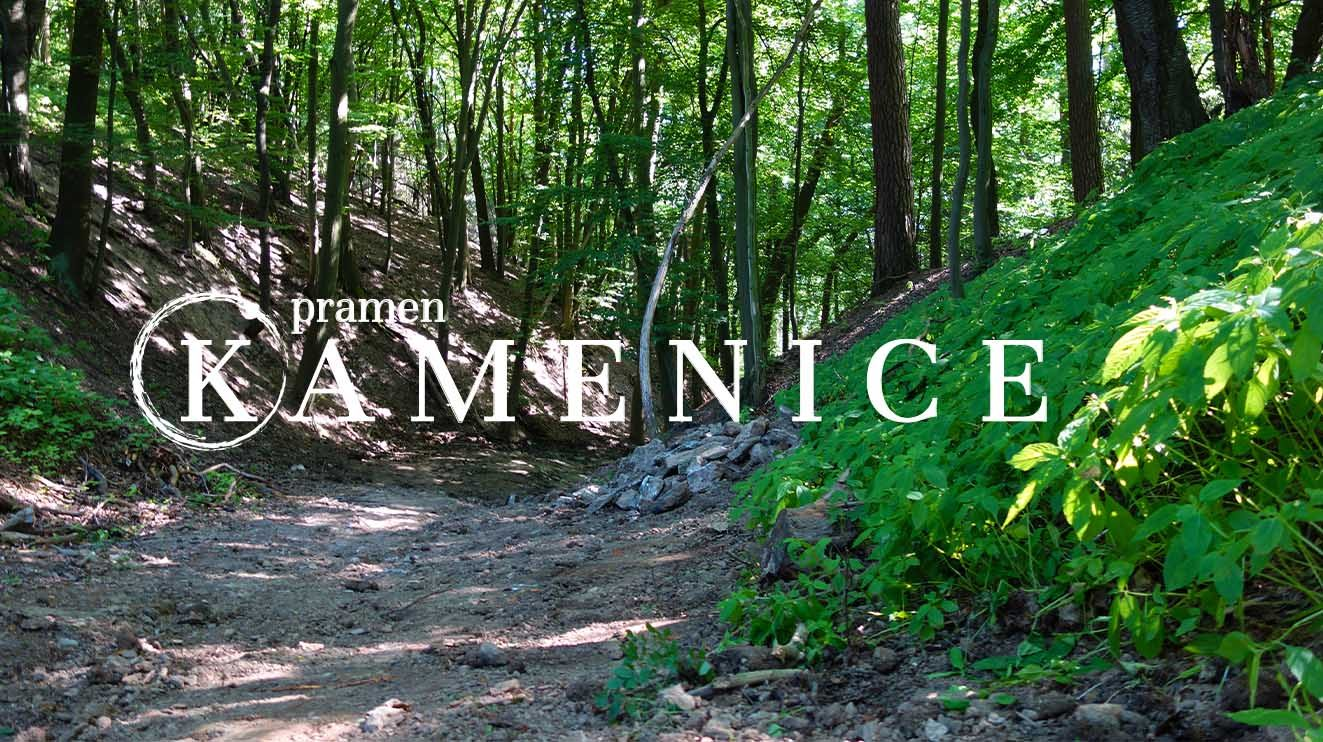 Projekt Obnovení pramene Kamenice